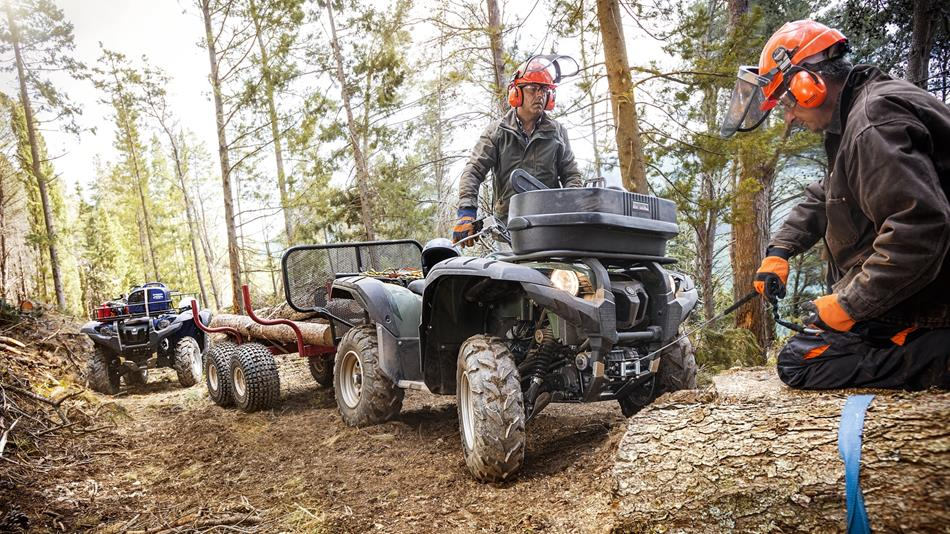 Квадроцикл YAMAHA GRIZZLY 700 SE (special edition)